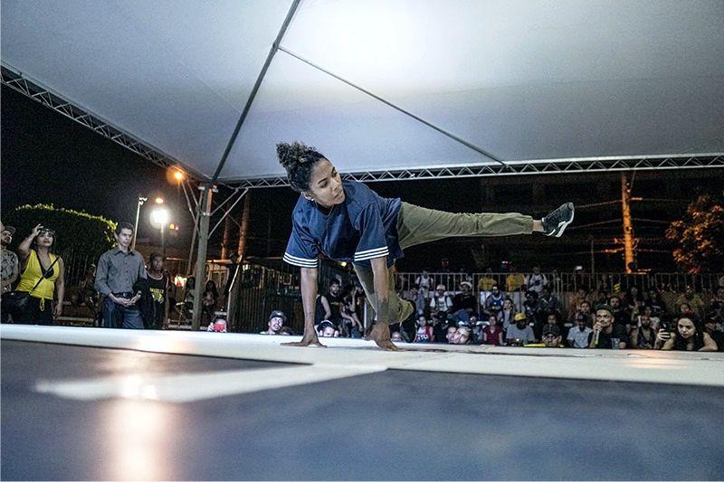 Breaking_World_2020 06 17 18 EM PAUTA hip hop salvando vidas B Girl Fabgirl WILLIAM MACHADO