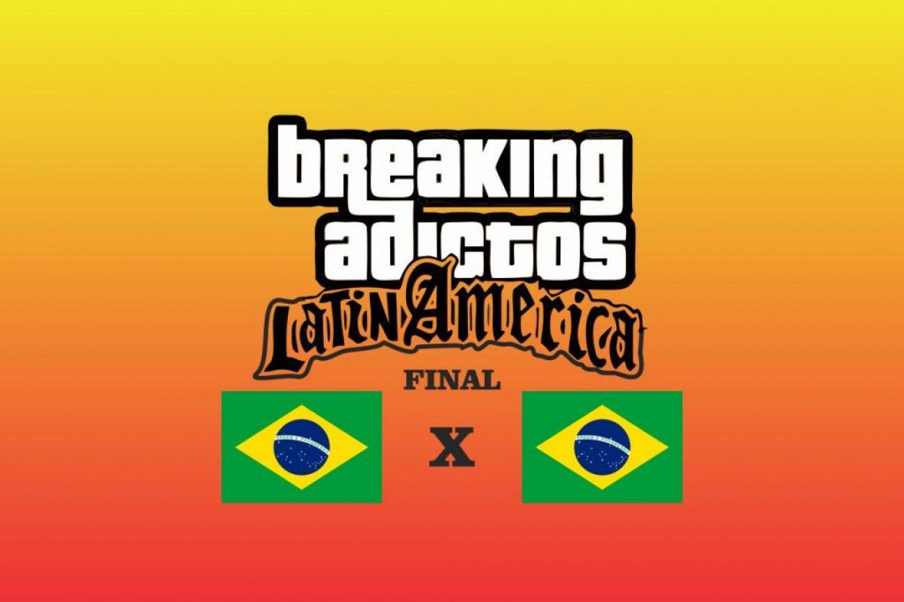 """Campeonato Latino-Americano """"Breaking Adictos"""" teve a final entre brasileiros"""