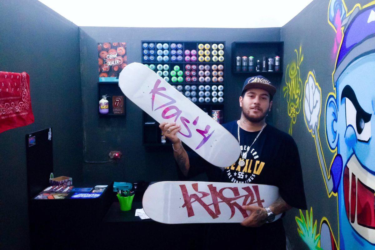 O Graffiti precisa continuar com a nova geração
