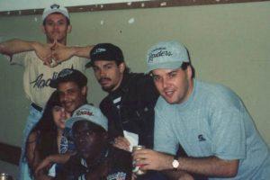 LANÇAMENTO - AMEAÇA AO SISTEMA 1992 - MC JACK, ROONEY E HB
