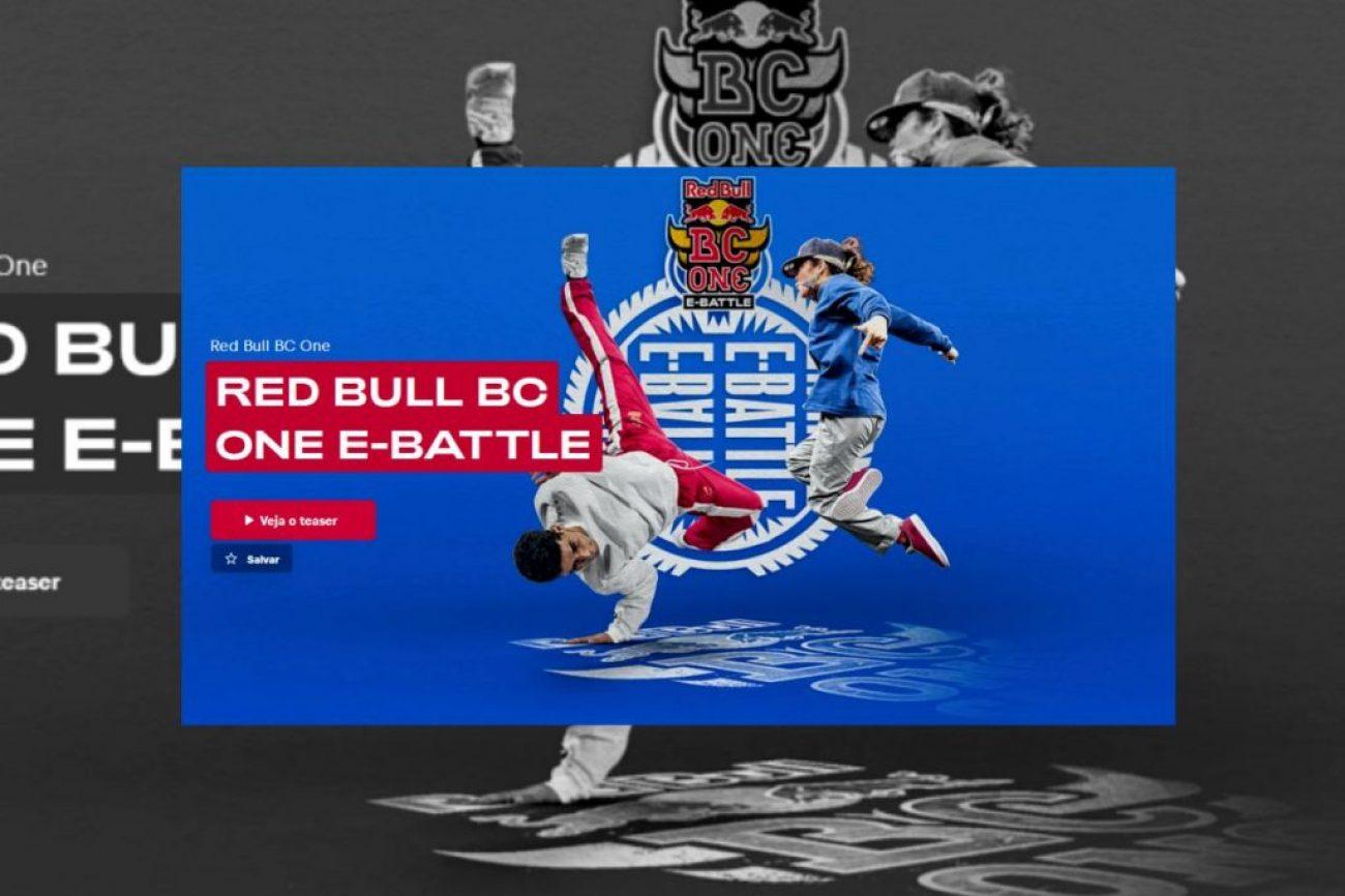 Breaking World 2020 09 14 Na Cena Red Bull BC One E-Battle