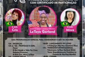 flyer b girl day grande COM DJ