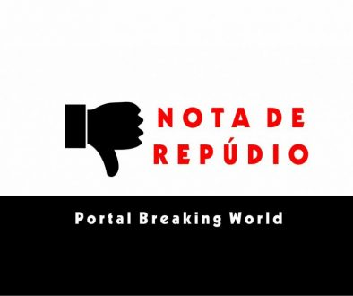 nota de repudio breaking world 2020 10 02