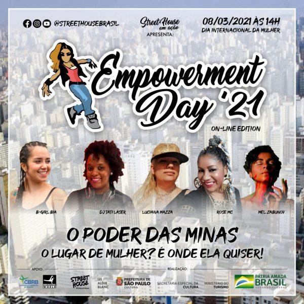 2021 03 08 Street House em Ação Empowerment Day