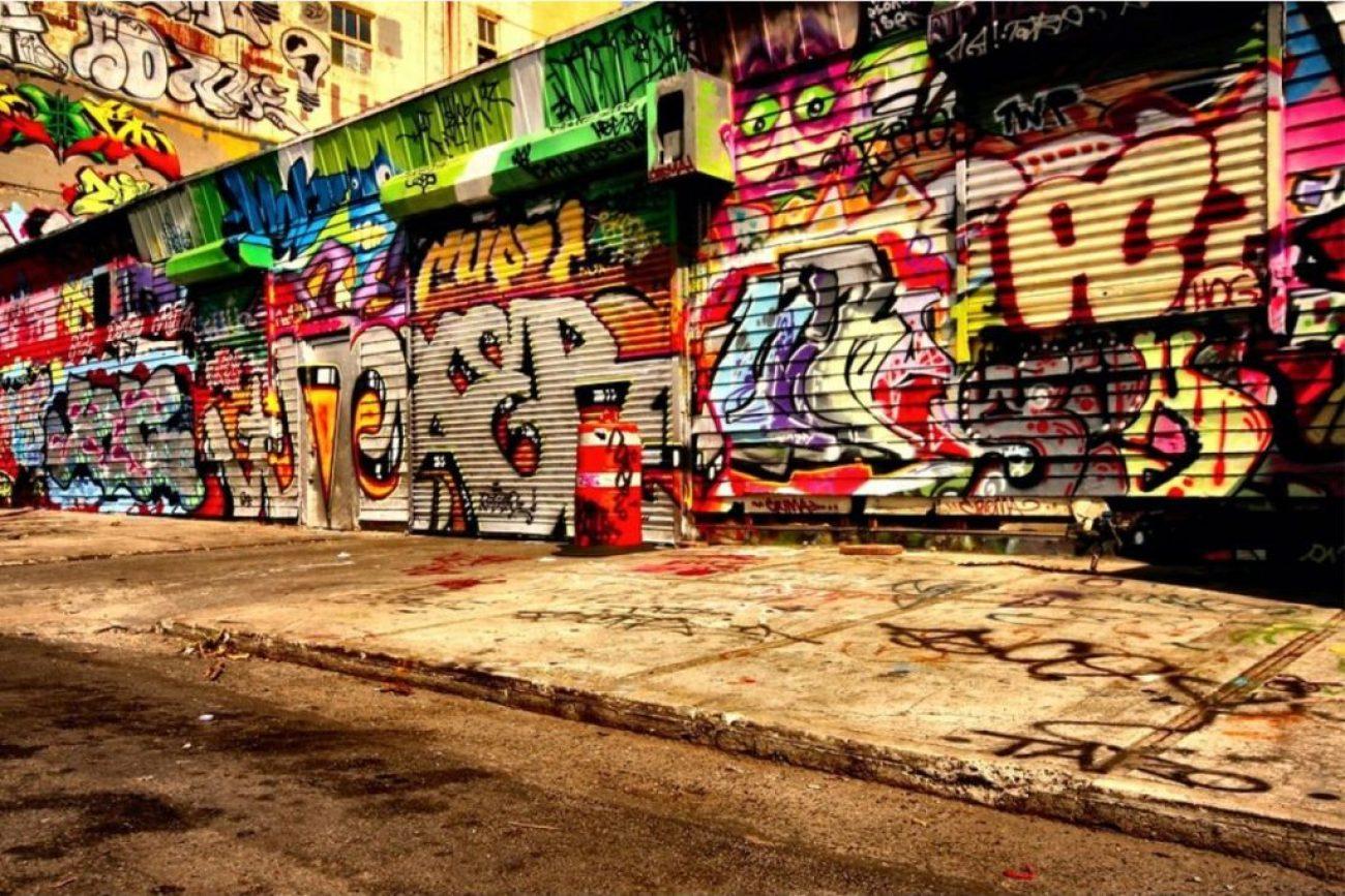 2021 03 27 Breaking World Graffiti destaque